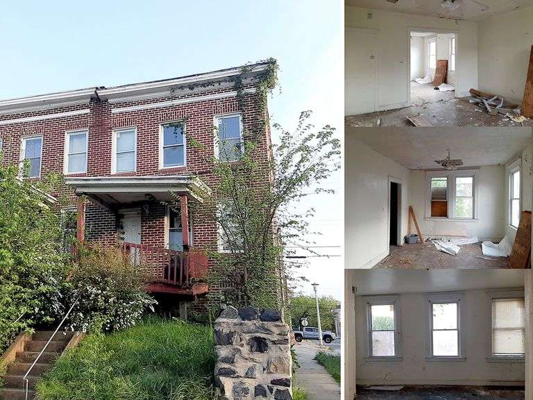 3201 Lyndale Ave. Baltimore, MD 21213