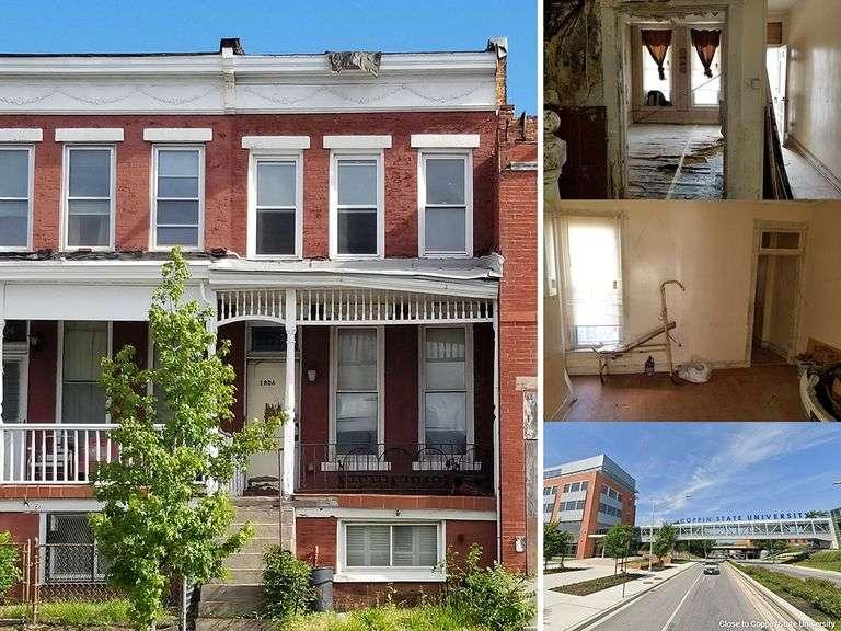 1806 E North Ave. Baltimore, MD 21213