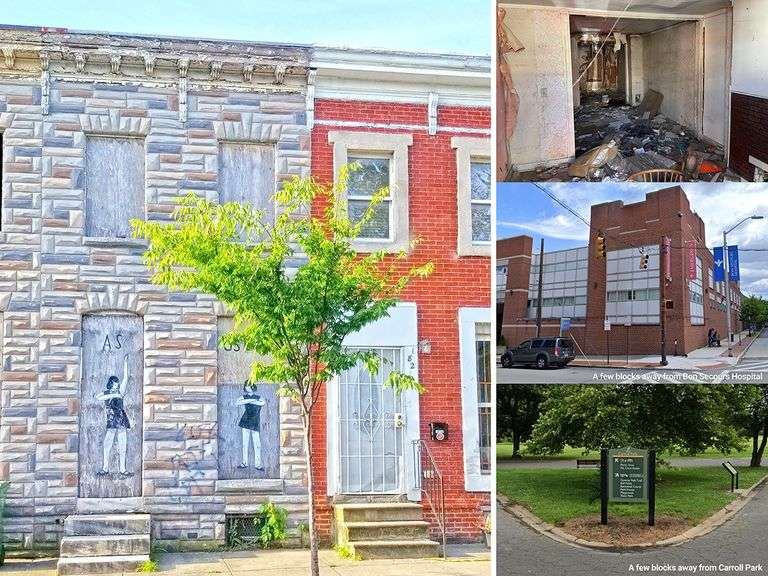 1821 Ramsay St. Baltimore, MD 21223