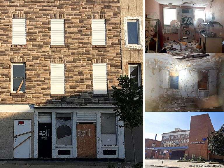 2011 Frederick Ave. Baltimore, MD 21223