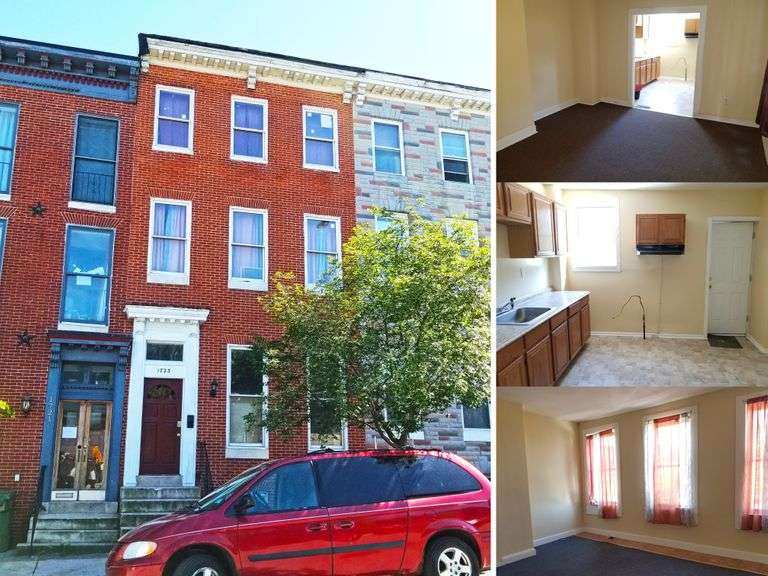 1723 Hollins St. Baltimore, MD 21223
