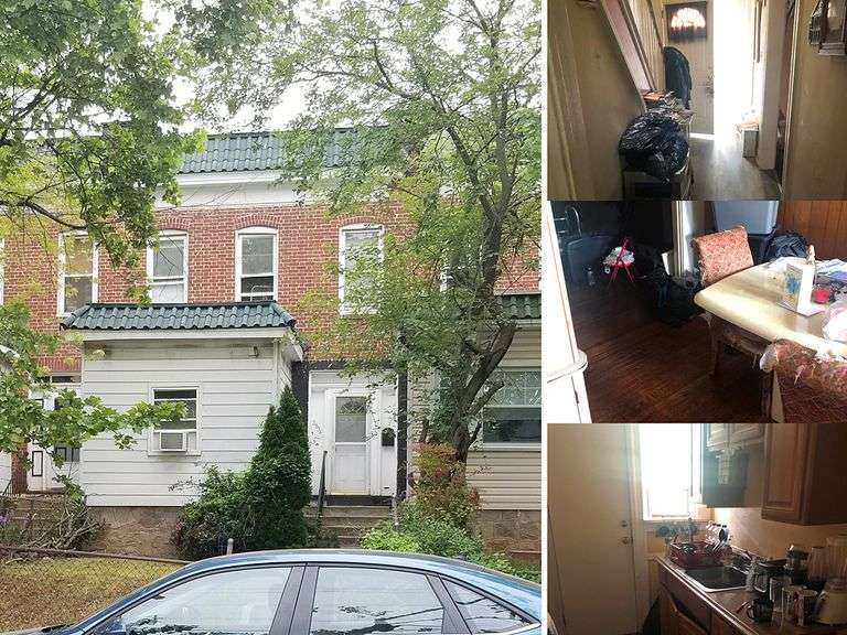 2834 Oakley Ave. Baltimore, MD 21215