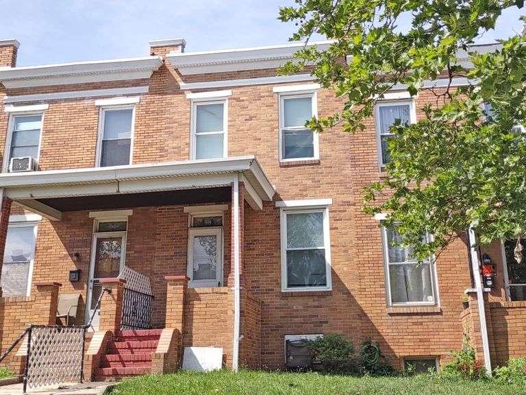 1908 Grinnalds Ave. Baltimore, MD 21230