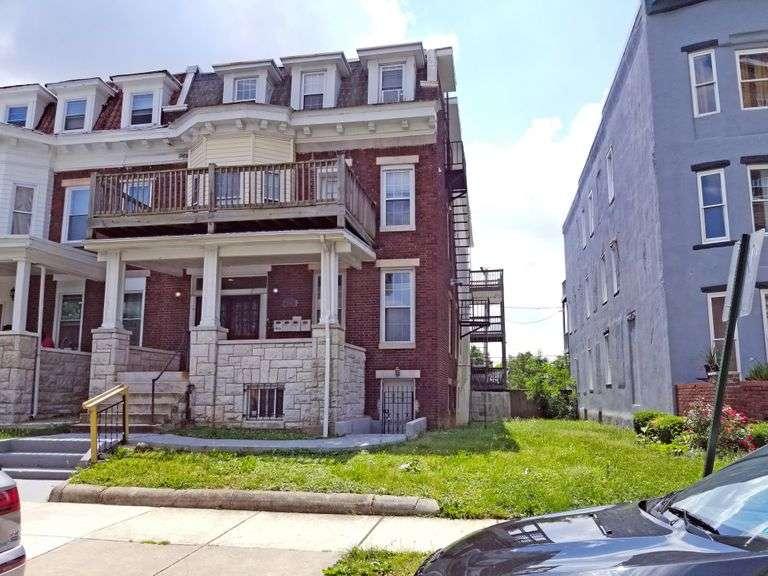 947 Brook Ln. Unit #1 Baltimore, MD 21217