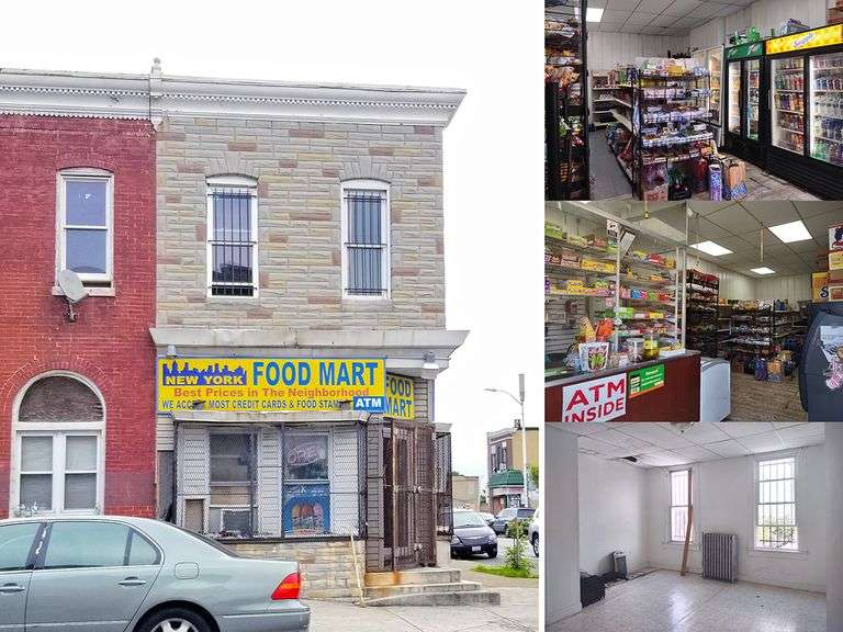 1201 N Patterson Park Ave. Baltimore, MD 21213