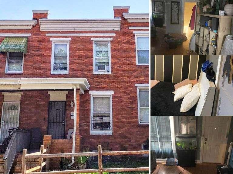 1905 Grinnalds Ave. Baltimore, MD 21230