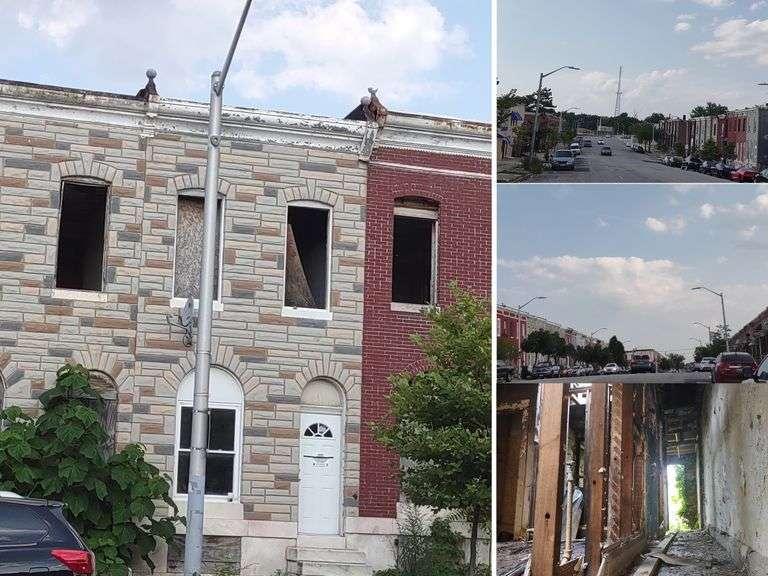 1665 N Milton Ave. Baltimore, MD 21213