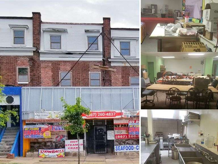 2423-25 Reisterstown Rd. Baltimore, MD 21217