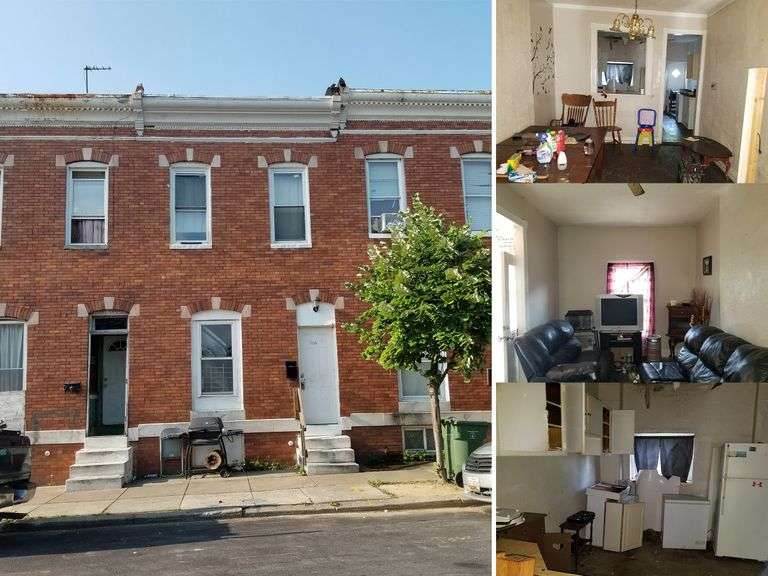 2605 W Fairmount Ave. Baltimore, MD 21223