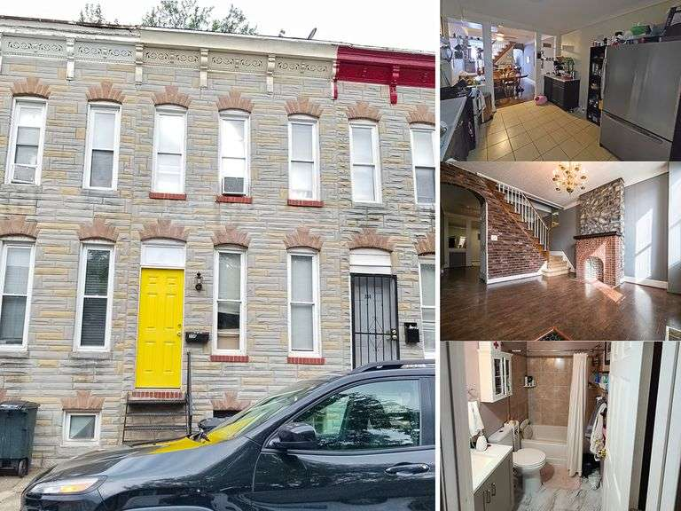 336 S Woodyear St. Baltimore, MD 21223