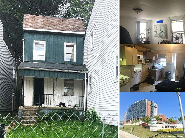 414 Fonthill Ave. Baltimore, MD 21223
