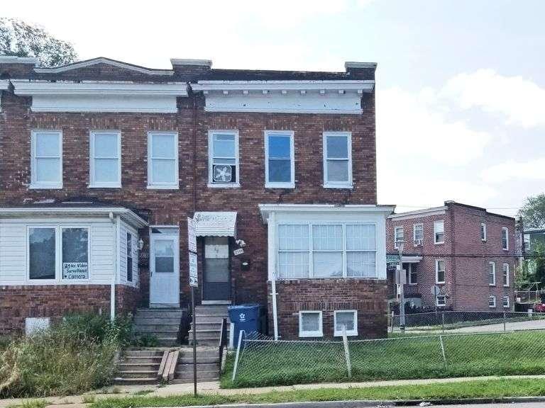 2301 Belair Rd. Baltimore, MD 21213