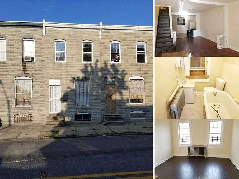 520 S Smallwood St. Baltimore, MD 21223