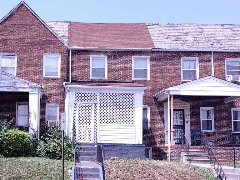 1812 N Ellamont St. Baltimore, MD 21216
