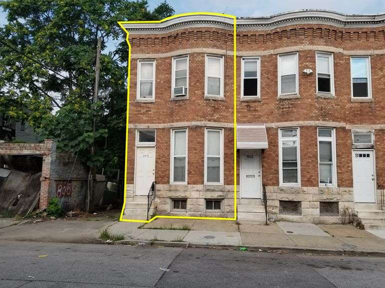 800 Appleton St. Baltimore, MD 21217