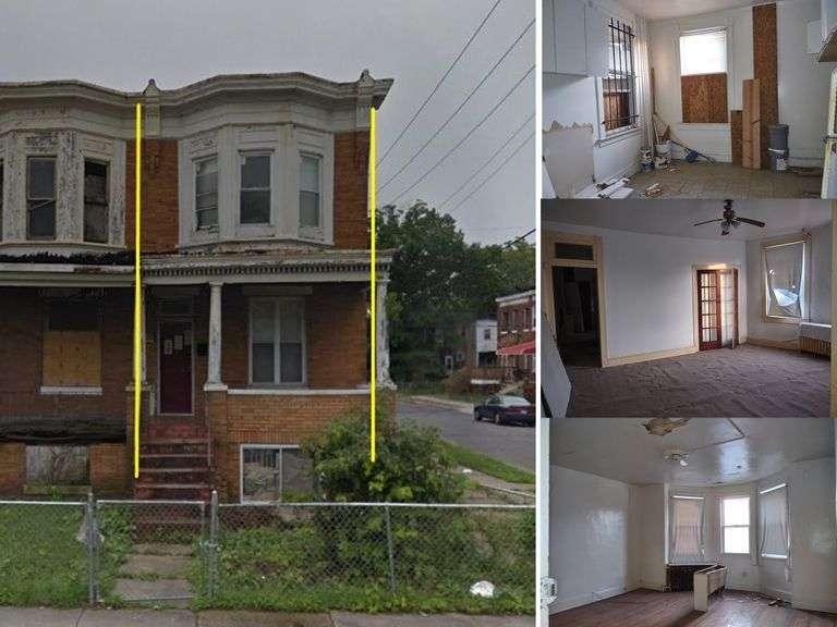 3355 W Belvedere Ave. Baltimore, MD 21215