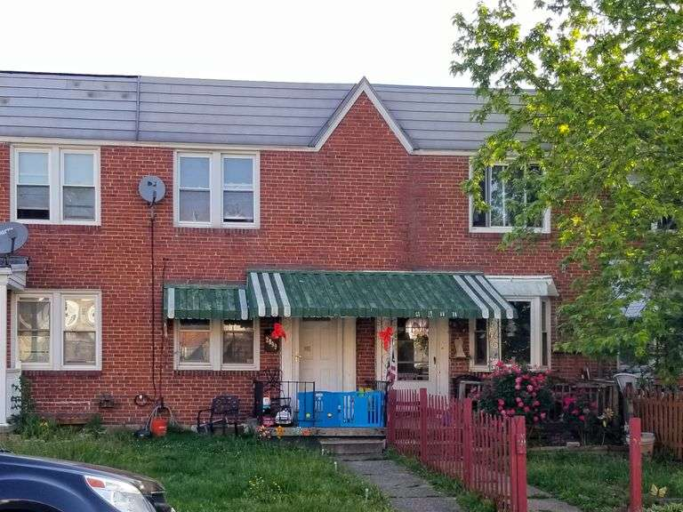 2009 Grinnalds Ave. Baltimore, MD 21230