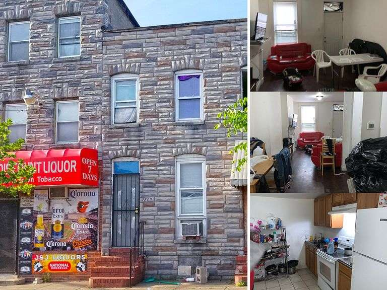 1803 Ramsay St. Baltimore, MD 21223