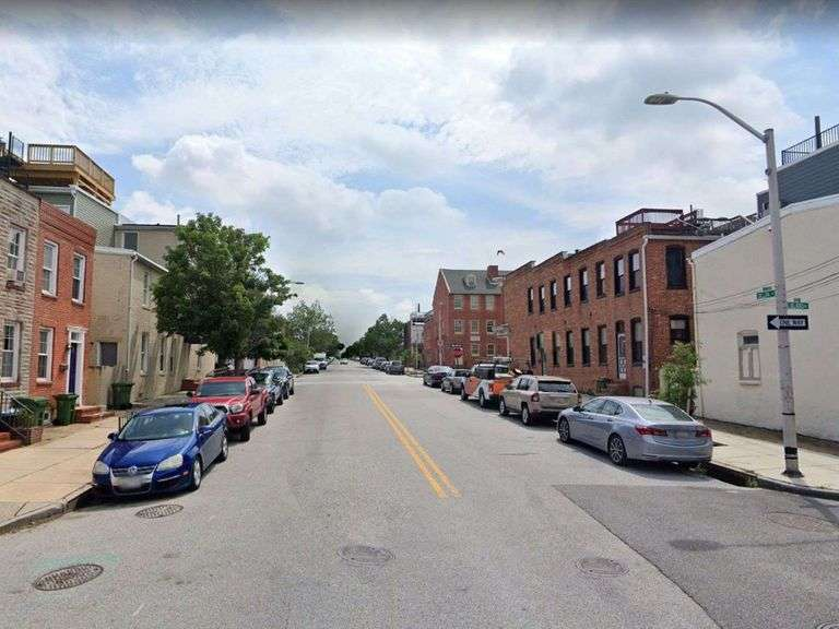 1001 1/2 S Belnord Ave. Baltimore, MD 21224