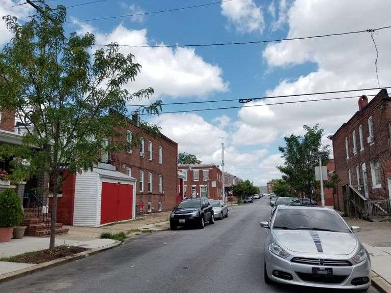 526 N Robinson St. Baltimore, MD 21205