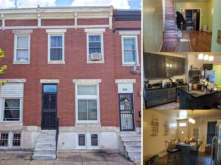 621 N Linwood Ave. Baltimore, MD 21205