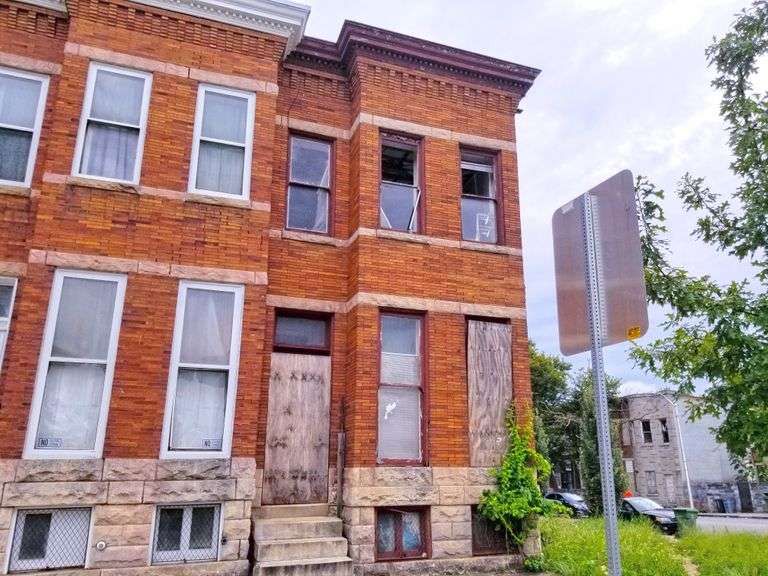 1677 W North Ave. Baltimore, MD 21217