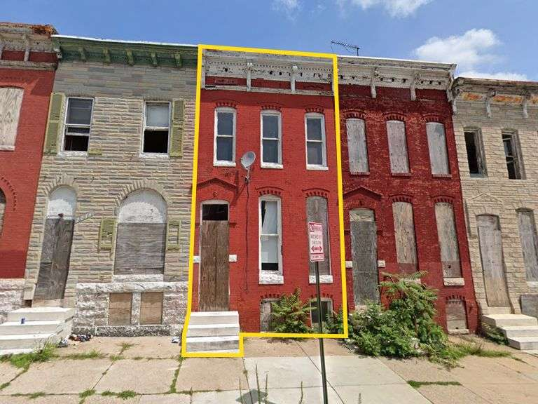 2014 Walbrook Ave. Baltimore, MD 21217