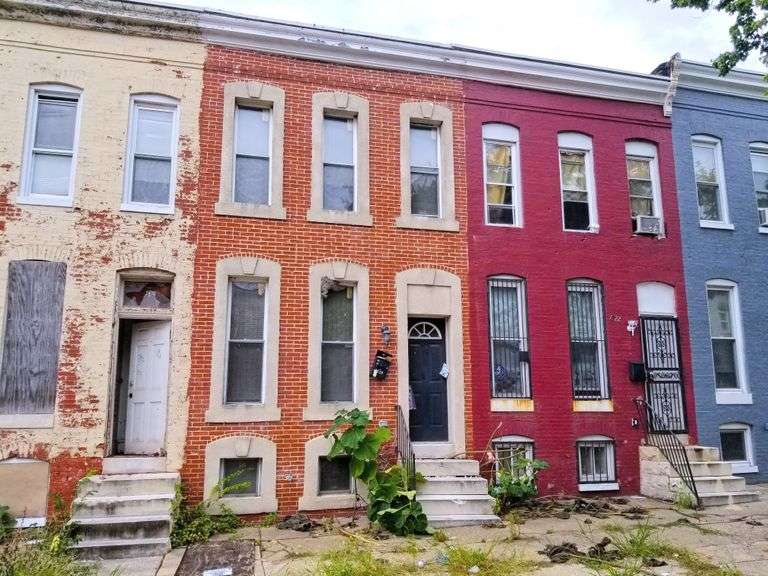 1520 Holbrook St. Baltimore, MD 21202