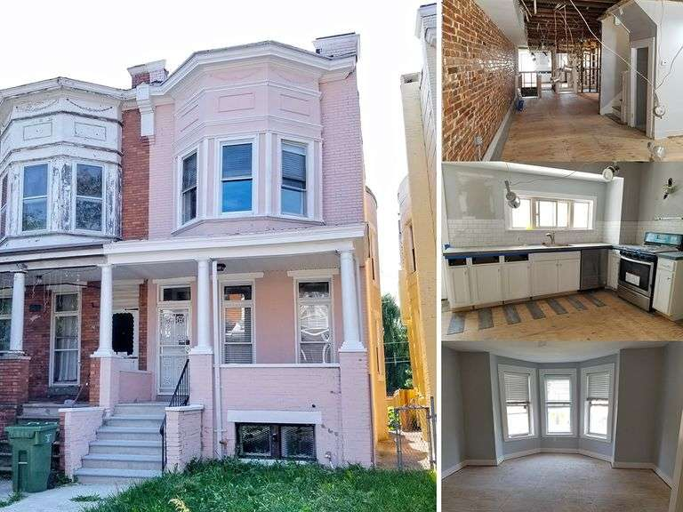 829 Chauncey Ave. Baltimore, MD 21217