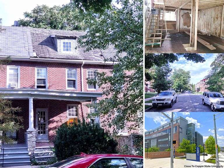2215 Whittier Ave. Baltimore, MD 21217