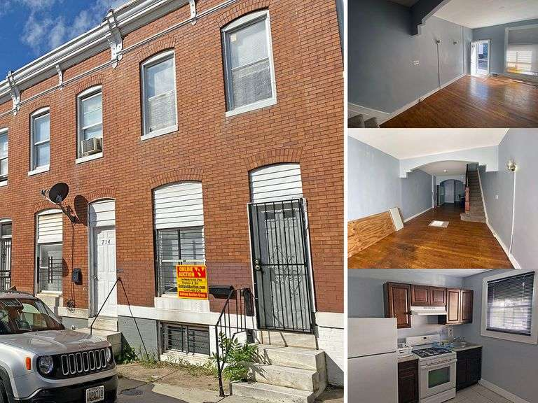 716 N Belnord Ave. Baltimore, MD 21205