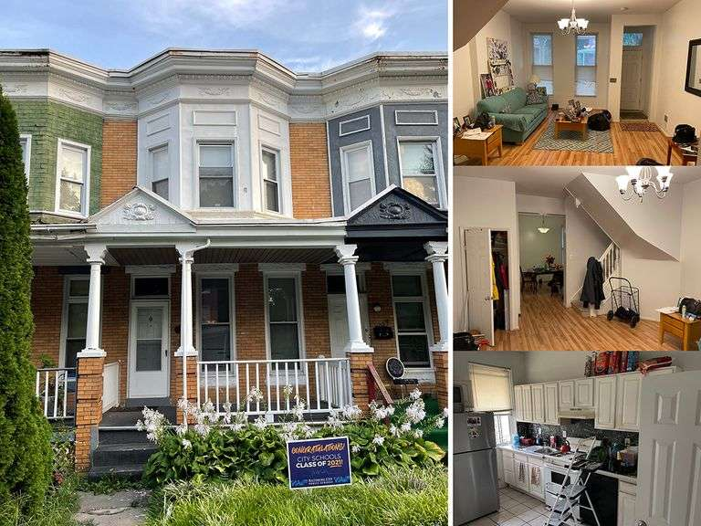 3027 Walbrook Ave. Baltimore, MD 21216