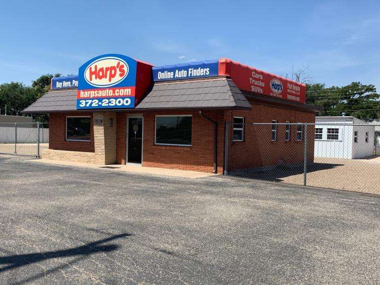 Great Commercial Property, Formerly Harps Motors