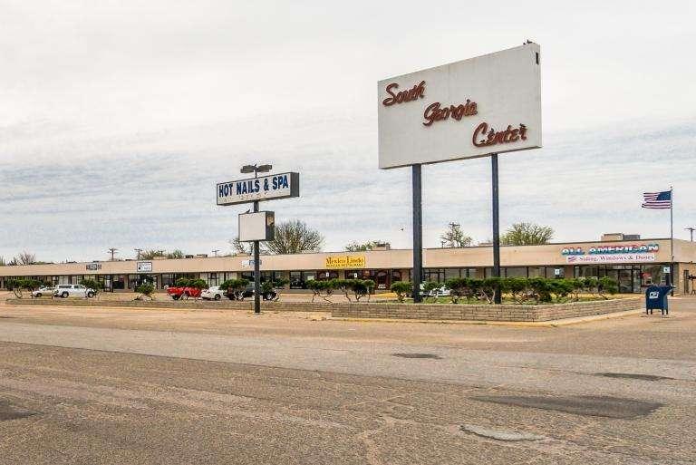South Georgia Shopping Center