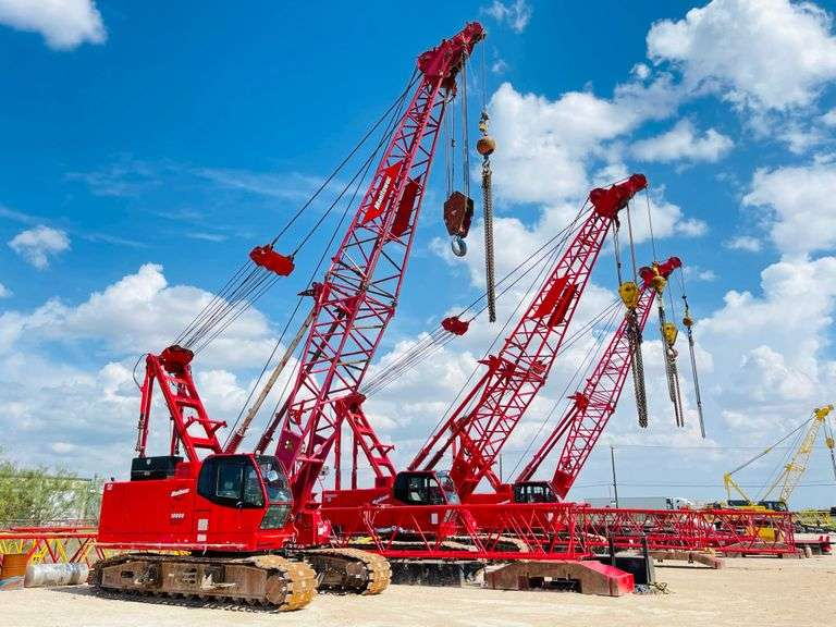 Tri-State Oilfield Services Auction