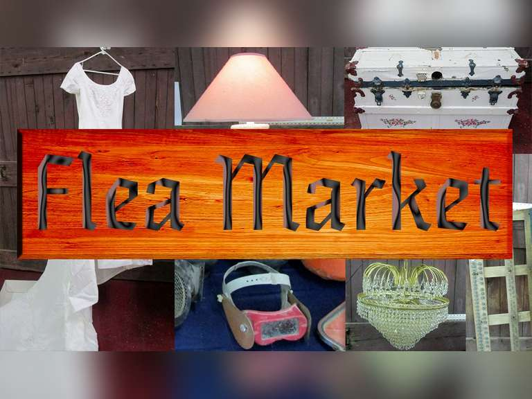 Flea Market Starting June 20th