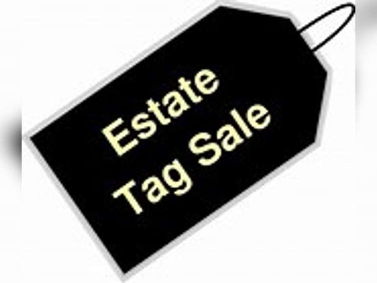 Burton Estate Tag Sale April 23rd and 24th
