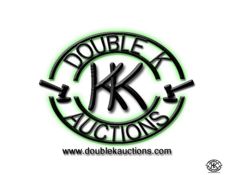 Online Consignment Auction August 30th - September 2nd