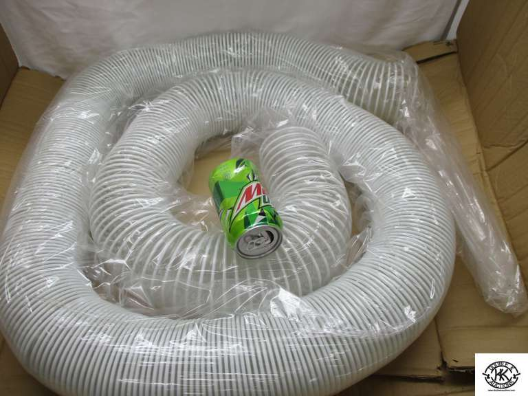 20 Foot 4 inch Dust Collection Hose