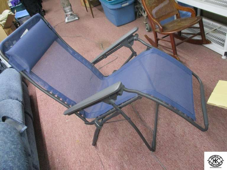 Lafuma Mobilier Chair, Appears Never Used, Great Condition