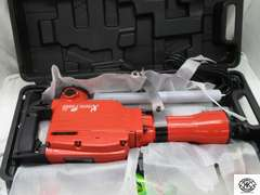 US Extreme Power 2200W Electric Demolition Jack Hammer Kits, Comes w/Gloves and Safety Goggles, Appear Never Used, Great Condition
