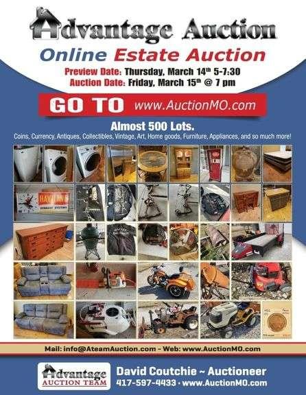 SPRINGFIELD ESTATE AUCTION