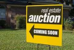 2 REAL ESTATE AUCTIONS COMING SOON!