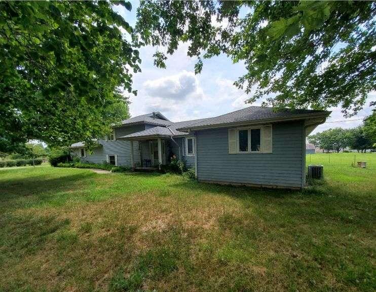 Real Estate Auction - Ozark MO
