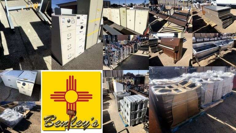 1475-NM Workbenches, Cabinets & Furniture Online Auction