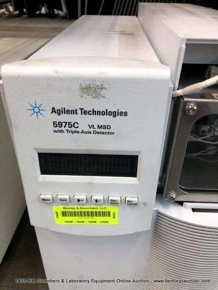 1478-NM Chambers & Laboratory Equipment Online Auction