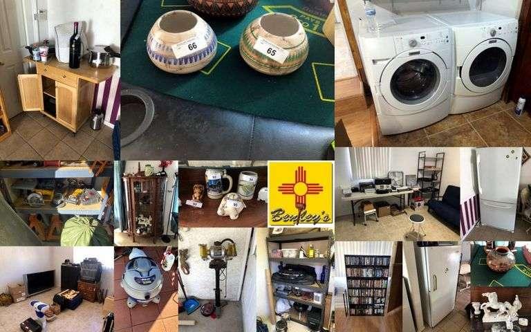 1505-NM Lee Aldaz Estate Online Auction