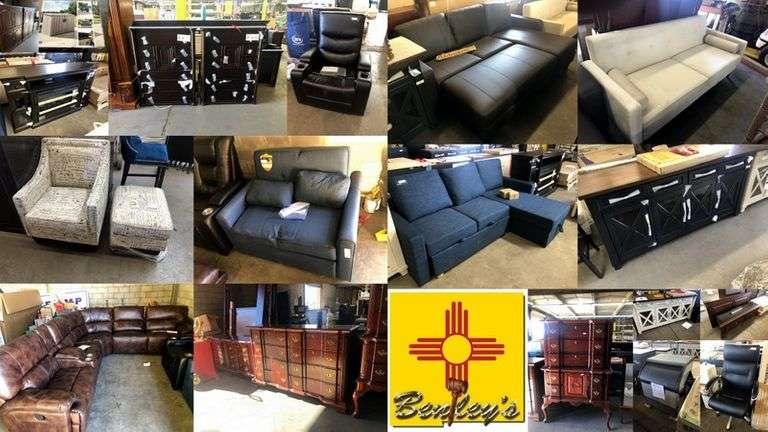 1516-NM Big Box Store Retail Returns Online Auction