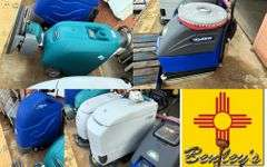 1482-NM Janitorial & Material Handling Equipment Online Auction