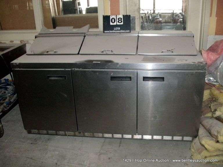 1429-NM iHop Restaurant Liquidation Online Auction